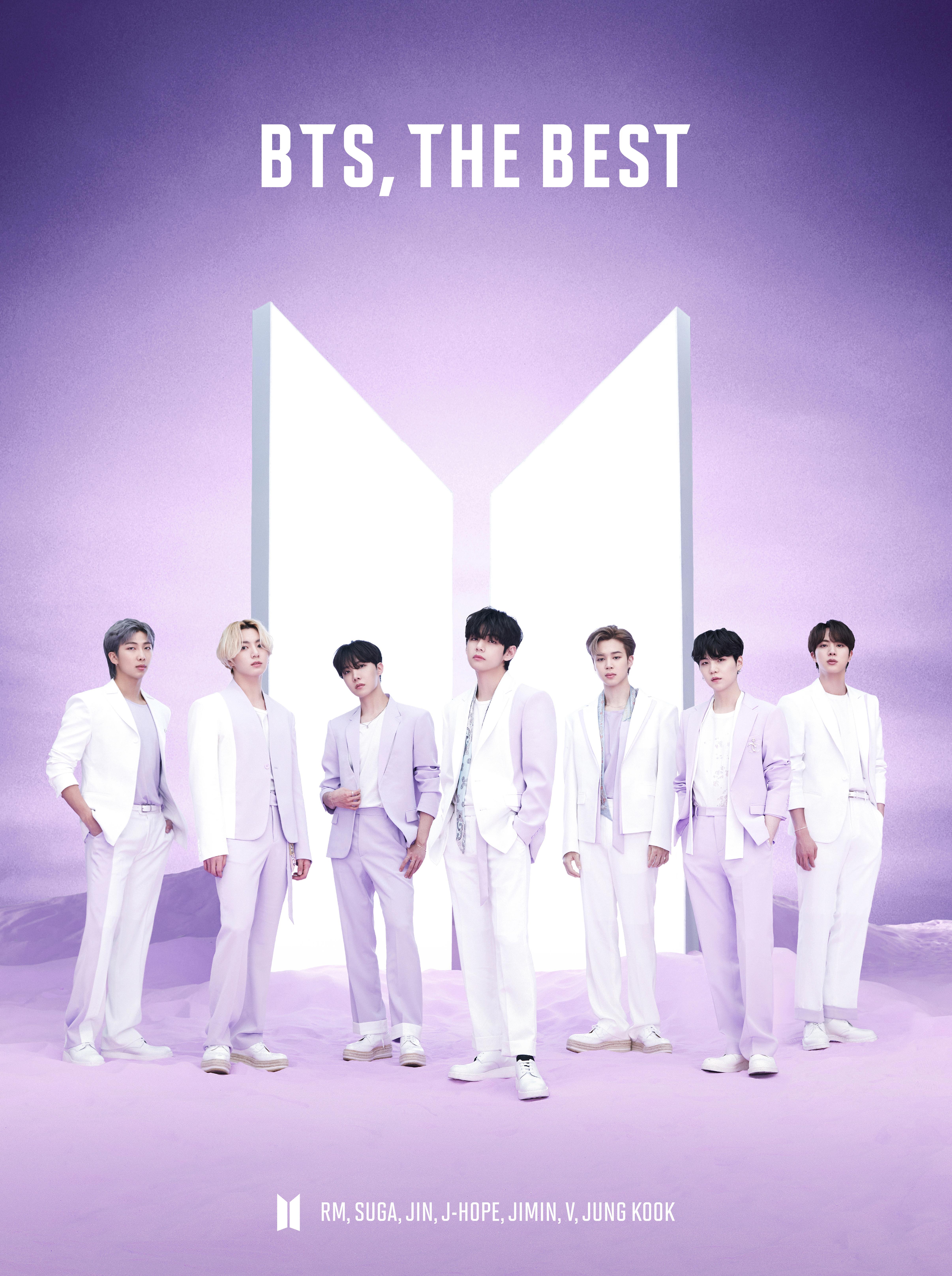 BTS, THE BEST<初回限定盤A>