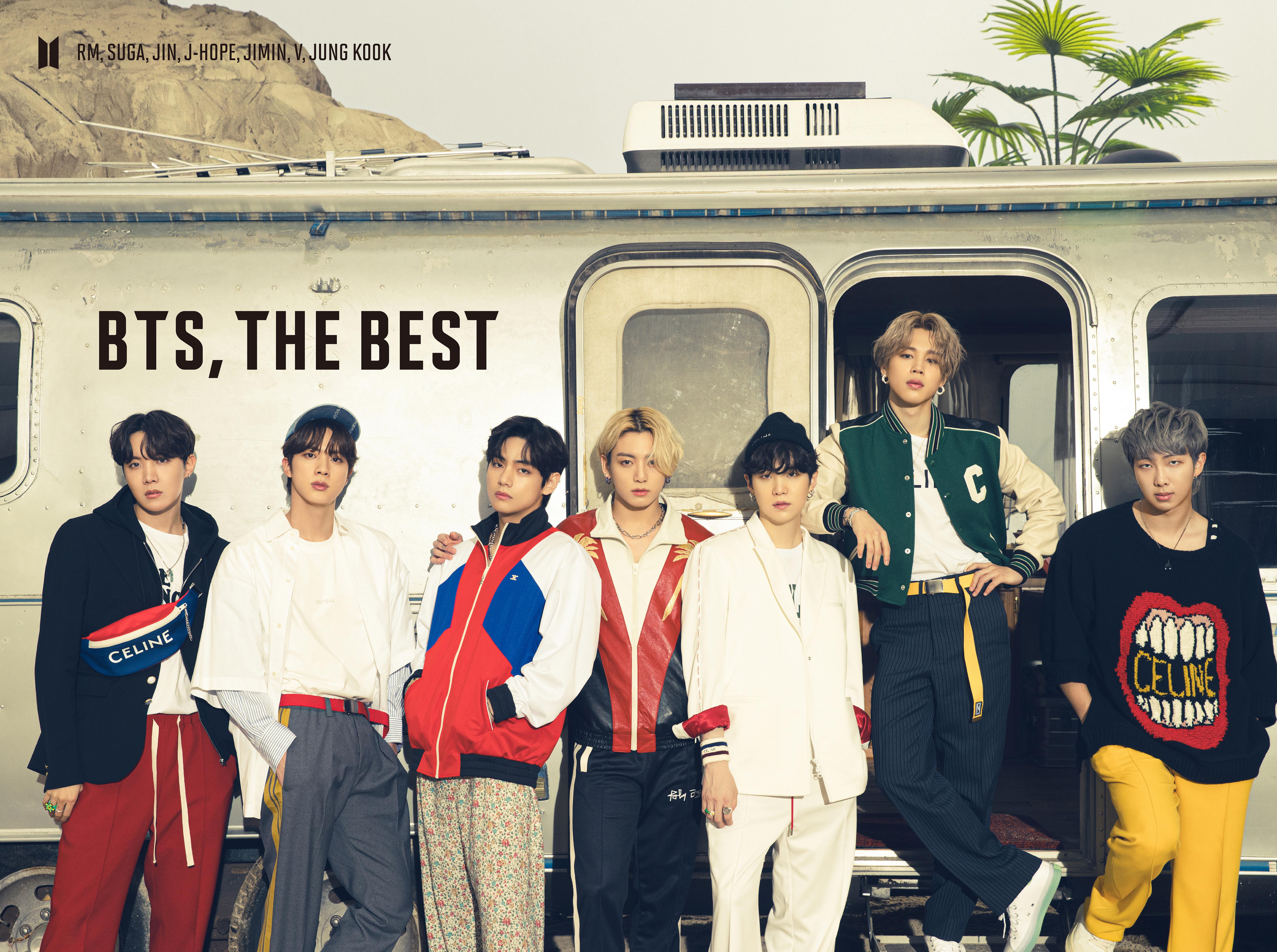 BTS, THE BEST<初回限定盤B>