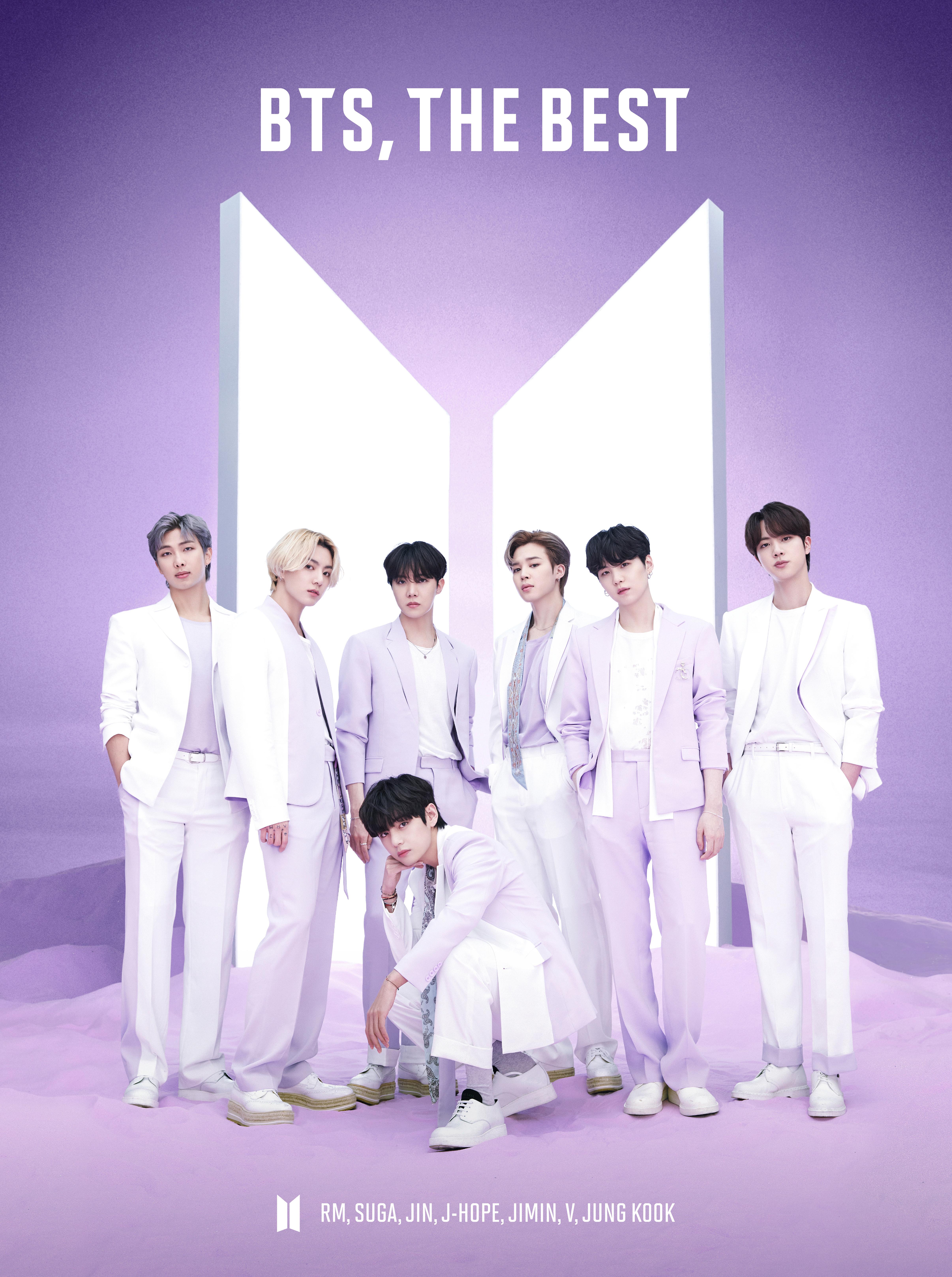 BTS, THE BEST<初回限定盤C>