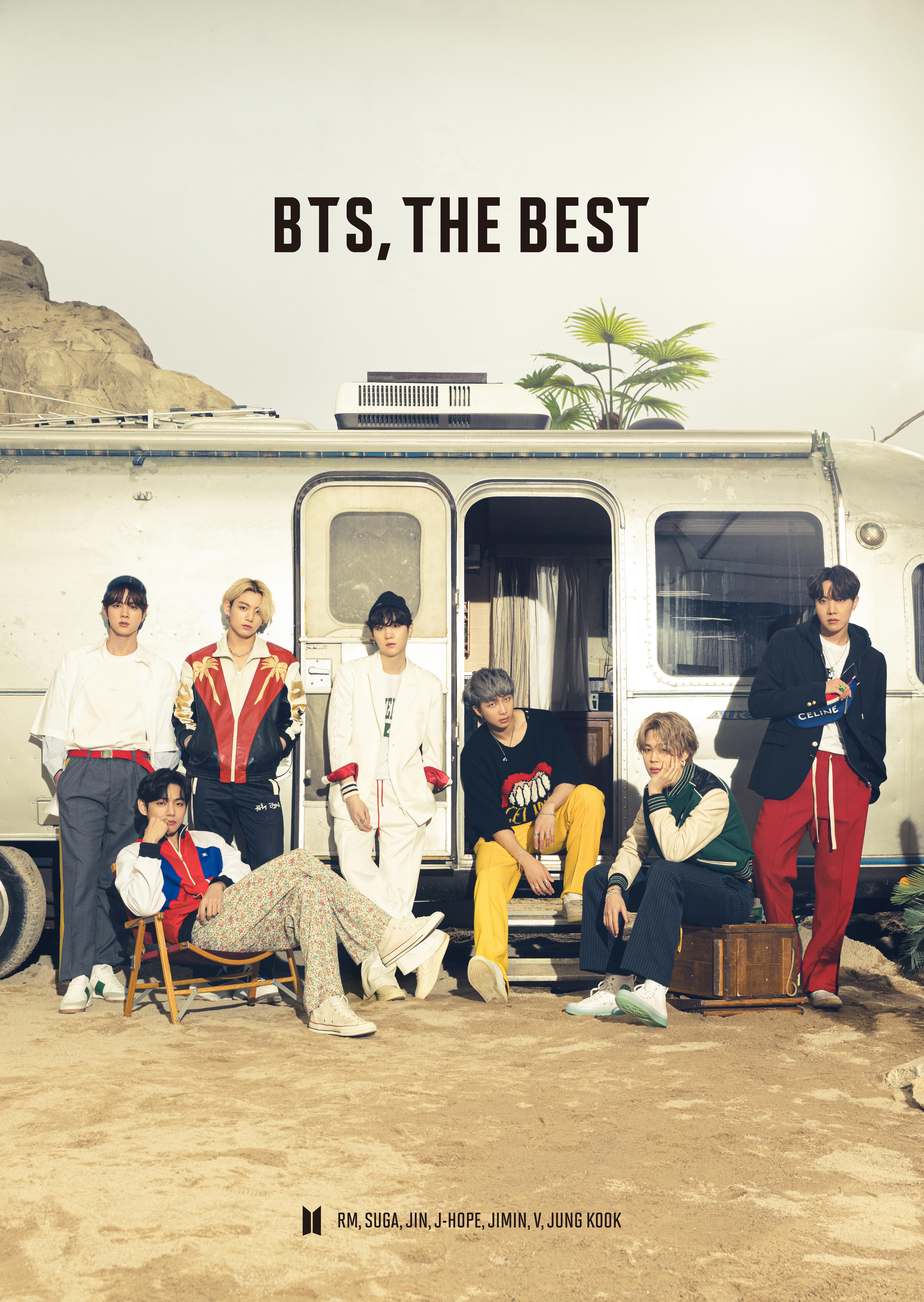 BTS, THE BEST<BTS JAPAN OFFICIAL FANCLUB限定盤>