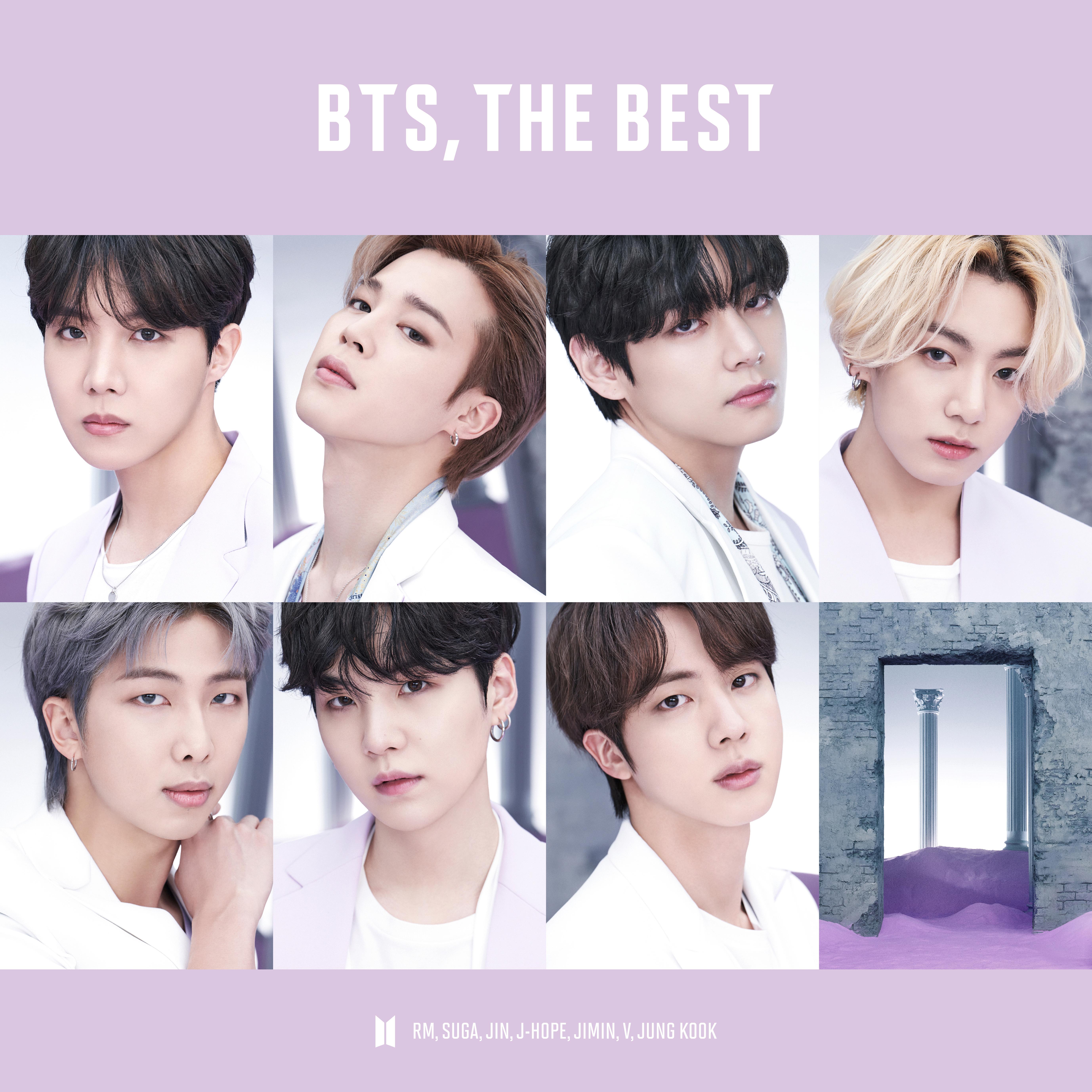 BTS, THE BEST<UNIVERSAL MUSIC STORE限定盤>