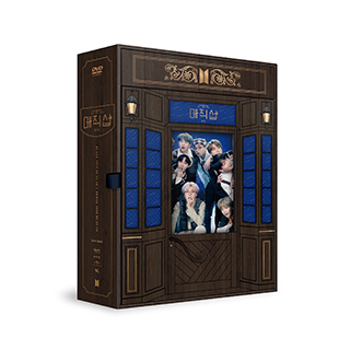 DVD「2019 BTS 5TH MUSTER [MAGIC SHOP] 」