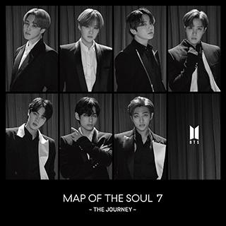 MAP OF THE SOUL : 7 ~ THE JOURNEY ~ <BTS JAPAN OFFICIAL FANCLUB限定盤>