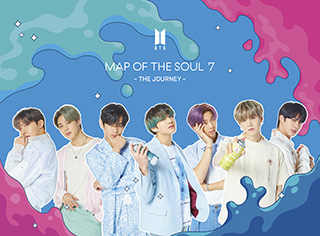 MAP OF THE SOUL : 7 ~ THE JOURNEY ~<初回限定盤B>