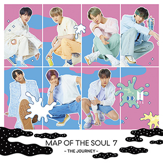 MAP OF THE SOUL : 7 ~ THE JOURNEY ~ <UNIVERSAL MUSIC STORE限定盤>