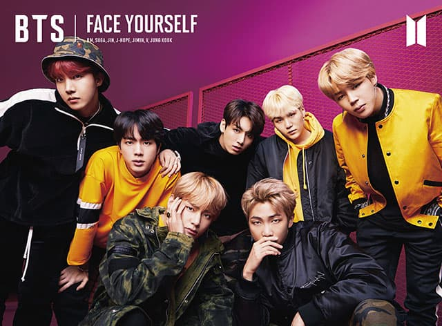 「FACE YOURSELF」<初回限定盤B>