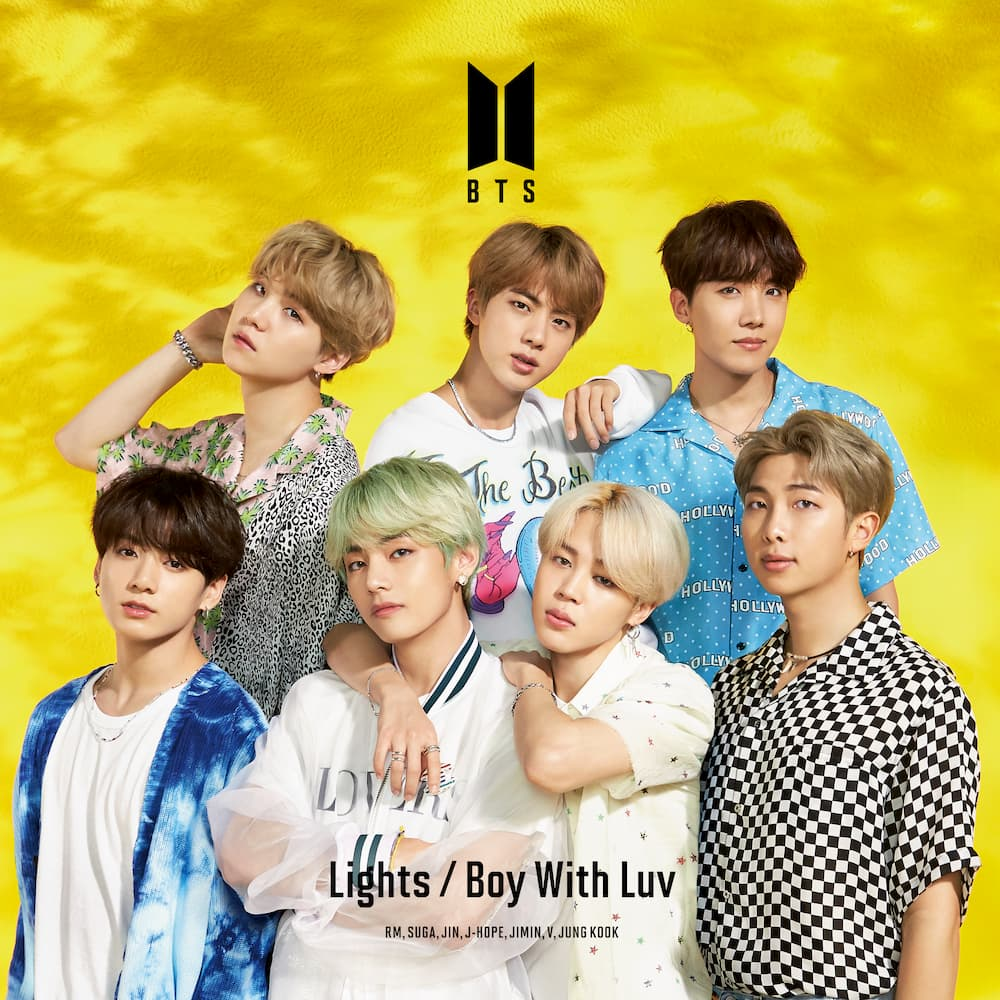「Lights/Boy With Luv」<初回限定盤C>