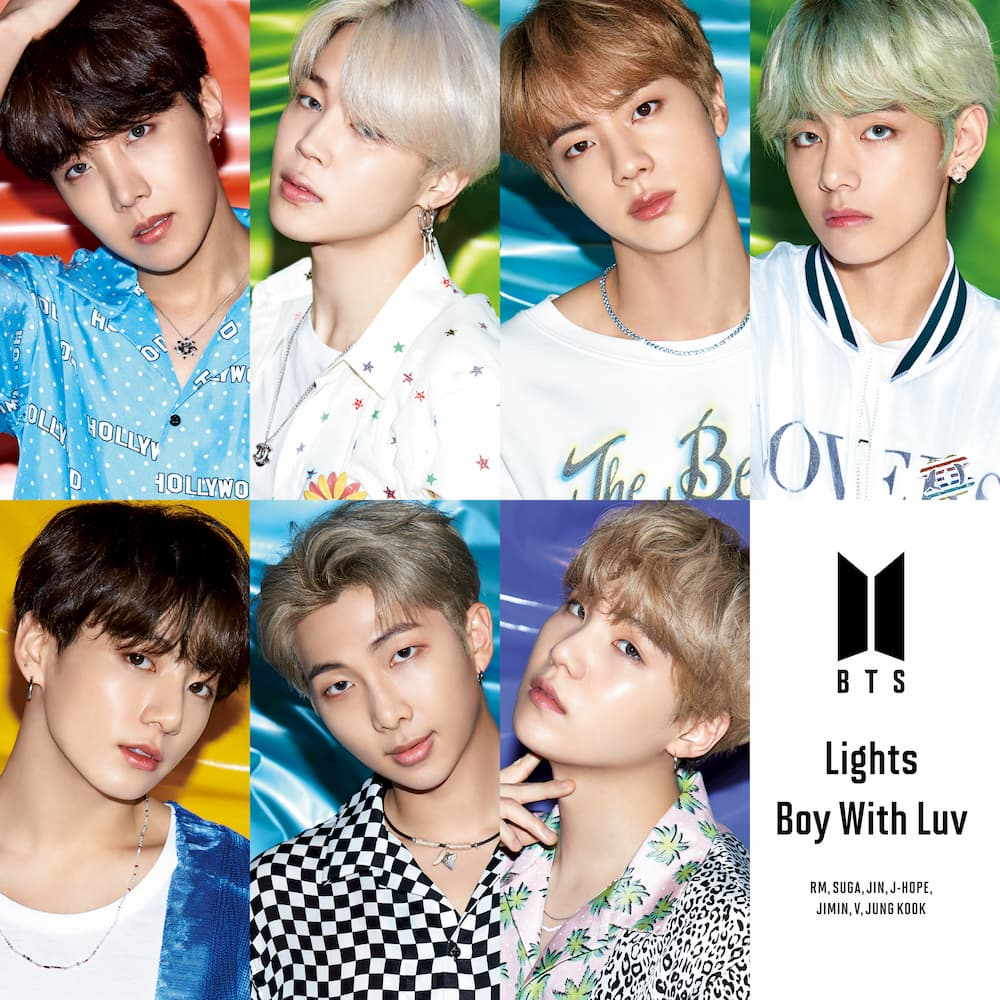 「Lights/Boy With Luv」<FC限定盤>