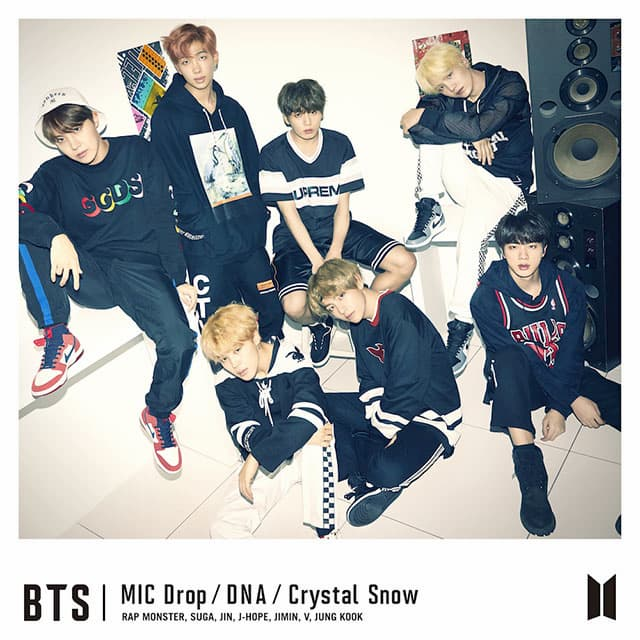 「MIC Drop/DNA/Crystal Snow」<初回限定盤B>