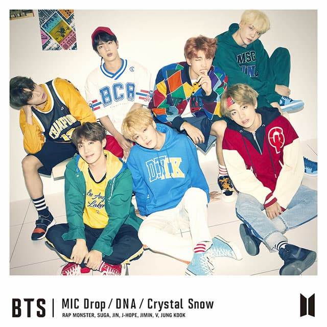 「MIC Drop/DNA/Crystal Snow」<初回限定盤C>