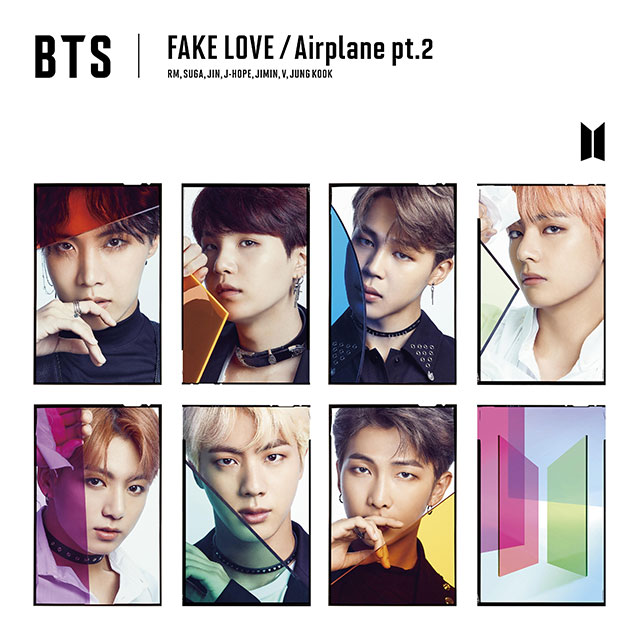 「FAKE LOVE/Airplane pt.2」<FC限定盤>