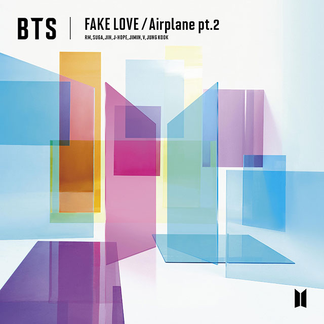 「FAKE LOVE/Airplane pt.2」