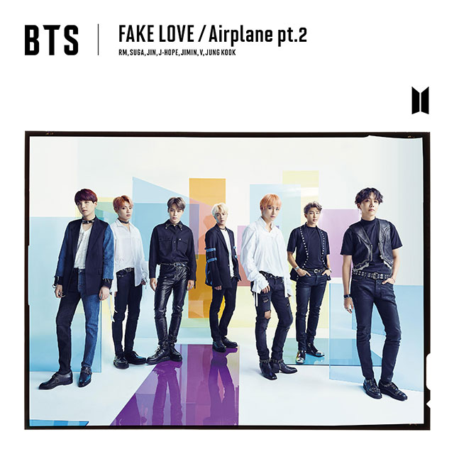 「FAKE LOVE/Airplane pt.2」<初回限定盤A>